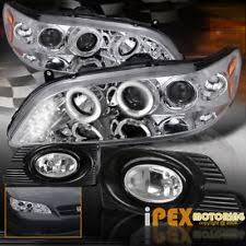 2001 honda accord fog lights headlights for honda accord 2001 ebay