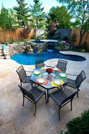 Backyard Inground Swimming Pools Small Inground Pool Design U2013 Bullyfreeworld Com