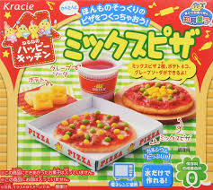 where to buy japanese candy kits mix pizza popin cookin kit diy candy by kracie