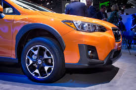 subaru orange crosstrek do you need a subaru crosstrek or is the impreza enough news