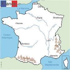Map Of Lyon France by Map Of France Globes Maps And Atlases Geography Curriculum