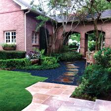 Lava Rock Garden Black Lava Rock Landscaping Decorations Home Design Ideas