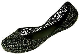 amazon com womens slip on ballet flats jelly shoes flats