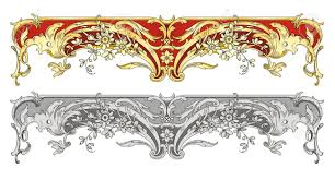 ornament border royalty free cliparts vectors and stock