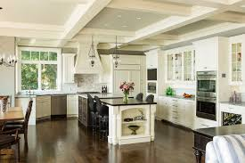 open kitchen plans with island home improvement design and