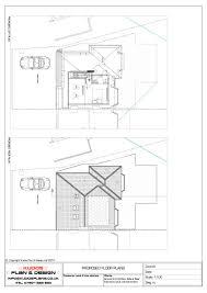 Case Study Houses Floor Plans by Architectural Plans Loft Conversion Plans House Extension