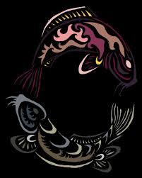 koi tribal yin yang by jennokami on deviantart