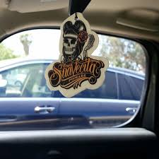 Pomade Air your car can smell as as your hair with our suavecita air