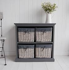 storage cabinets for living room st ives grey wooden storage furniture low with baskets ideas and