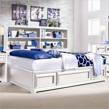 trendy kids full bed with storage furniture size platform frame