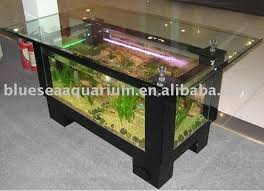 Aquarium Coffee Table Diy Coffee Table Aquarium Stuffwecollect Maison Fr