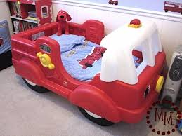 Fire Truck Toddler Bed Step 2 Step 2 Little Tikes Fire Engine Toddler First Bed In Twickenham