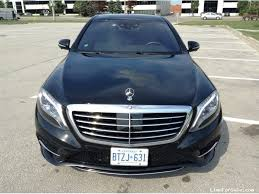 s550 mercedes for sale used 2015 mercedes s550 sedan limo mississauga ontario