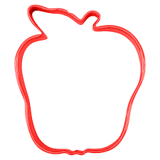 celebrate it cookie cutters find the apple cookie cutter by celebrate it at