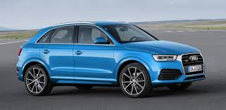 audi q3 tdi price audi q3 facelift unveiled rs q3 boosted to 340 hp