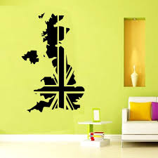 aliexpress com buy uk map england vinyl wall sticker wall art aliexpress com buy uk map england vinyl wall sticker wall art decal bedroom home decoration wallpaper free shipping from reliable decor wallpaper