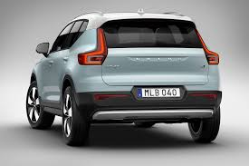brand new volvo volvo xc40 revealed all new baby crossover is go for 2018 by car