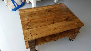 Coffee Table Out Of Pallets by 20 Diy Pallet Coffee Table Ideas Do It Yourself Ideas And Projects