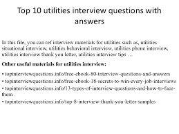 do you need a resume for college interviews youtube top 10 utilities interview questions with answers