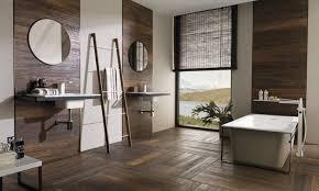 innovative bathroom ideas endearing wood look tile design ideas for interior of bathroom