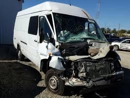 dodge cer vans for sale salvage certificate 2003 dodge sprinter 2 7l 5 for sale in