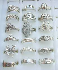 sterling rings wholesale images Fine 925 sterling silver ring wholesale in group jpg
