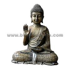 abhaya mudra garden amitabha southeast asia outdoor buddha statue