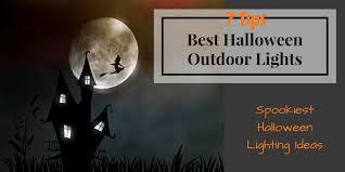 7 tips for the best halloween outdoor lights spookiest halloween