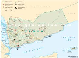 Map Of Yemen Dancing With Snakes American Everyman