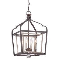minka lavery 4343 593 astrapia 22 h 4 light foyer pendant in dark