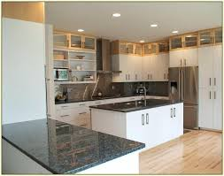 dark grey countertops with white cabinets dark grey granite countertops cool gray granite grey kitchen