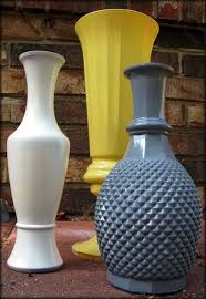 How To Paint Inside Glass Vases Best 25 Painting Vases Ideas On Pinterest Decorating Vases Diy