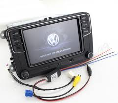 vw rcd330 plus desay 6 5 u0027 u0027 bluetooth stereo with adapters for