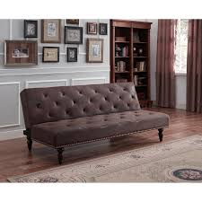 Futon Sofa Beds Walmart by Dhp Brent Futon Chaise Hayneedle