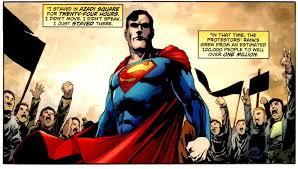 comics professor superman