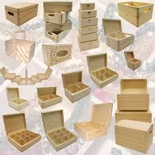 premium handmade wooden storage boxes box plain lid memory gift