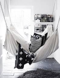 19 excellent indoor hammocks to soothe your nerves swinging