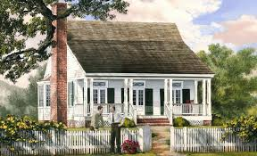 cottage plans william e poole designs cajun cottage
