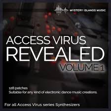 access virus librarian u0026 editor plug in mystery islands music