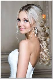 Hochsteckfrisurenen Hochzeit Blond by Brautfrisuren Fur Haare Romantische Verspielte Frisur