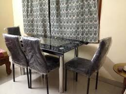 second hand dining room tables magnificent dining table second