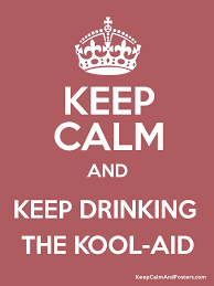 Kool Aid Meme - heaving dancing and and drinkin the kool aid life as an asker