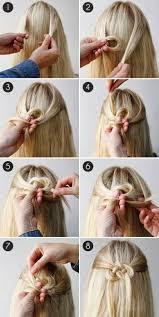 Frisuren Zum Selber Machen Flechten by Lange Glatte Haare Flechten Schöne Frisur Hair