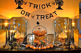 holloween decorations charming table for diy decor with table ls and