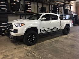 white toyota truck photo gallery tacoma