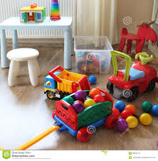 children room interior with toys stock photo image 56523715