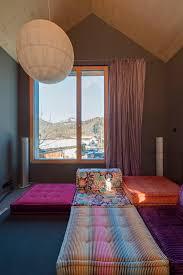 Schlafzimmer Und Bad In Einem Raum Holzhaus Am Auerbach Oberaudorf 2014 Arnhard Und Eck Architekten
