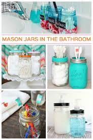 apothecary jars bathroom superb bathroom jar ideas fresh home