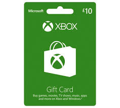 10 gift cards buy xbox live 10 gbp gift card at argos co uk your online shop for