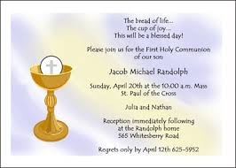 holy communion invitations help with holy communion invitation announcement wording